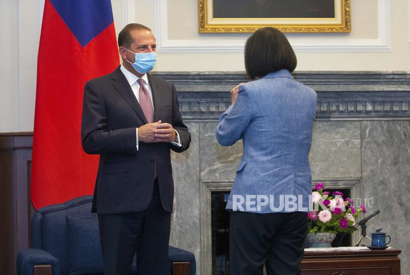 Saat Jet Tempur China Peringatkan Taiwan dan AS