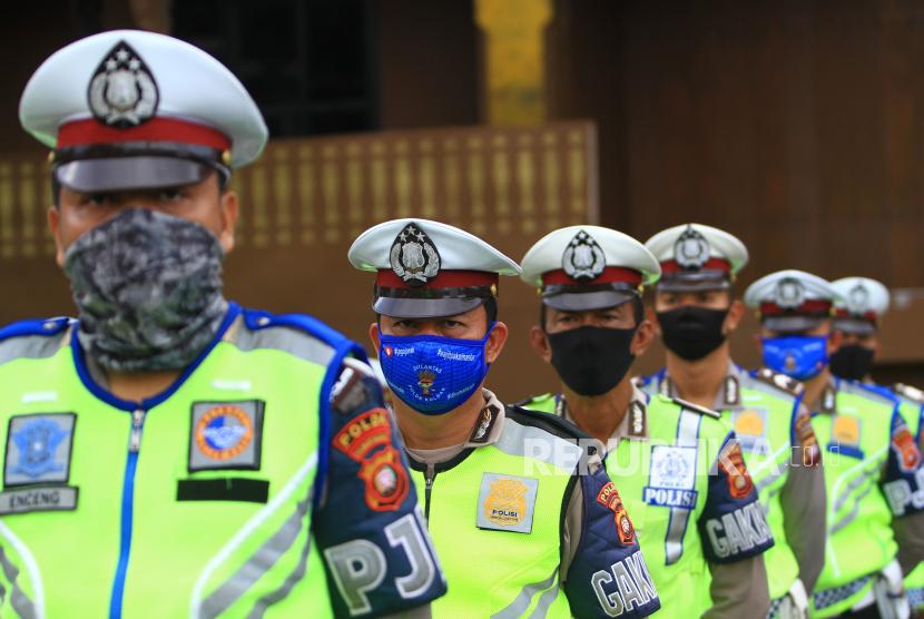 Polres Malang Siapkan 20 Pos Pengamanan Saat Mudik Lebaran (ilustrasi).
