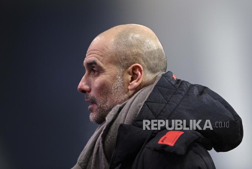 Guardiola Pasang Target Menang di Kandang Liverpool