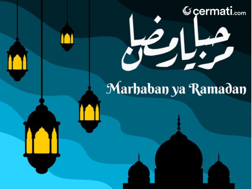 Pilihan Ucapan Salam Ramadhan Penuh Makna
