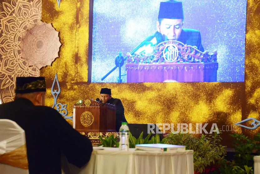 Jateng Terbaik Tilawah Quran Dewasa Putra dan Tahfidz 30 Juz (ilustrasi).
