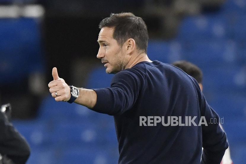Lampard Puas Duet Kurt Zouma dan Antonio Rudiger