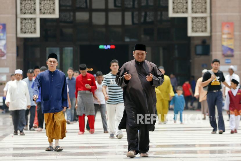 Ilustrasi Muslim Malaysia