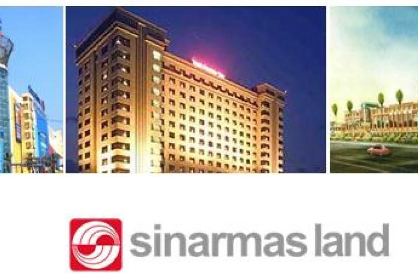 Logo Sinarmas Land