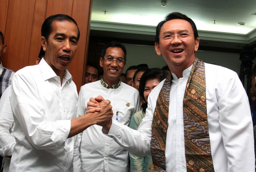 Ahok: Jokowi Jadi Presiden, Jakarta Untung   Republika Online