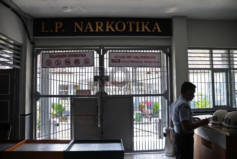 LP Narkotika di Nusakambangan.