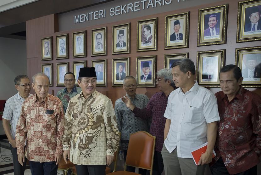 Anggota Tim Konsultatif Independen (Tim Sembilan).