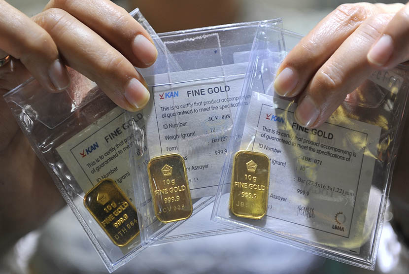 beli emas online antam