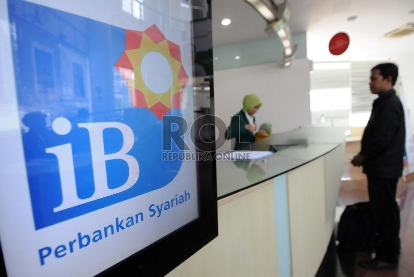 Perbankan syariah (ilustrasi). ASN, TNI, dan Polri diajak menggunakan layanan payroll bank syariah.