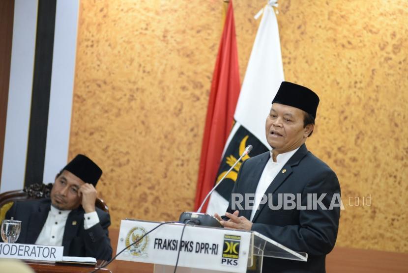 Wakil Ketua MPR Hidayat Nurwahid.
