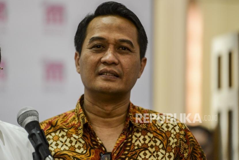 Ketua Pengurus Besar Ikatan Dokter Indonesia (PB IDI) - Daeng M. Faqih