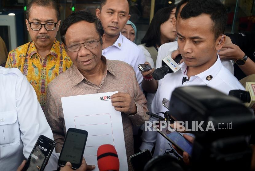 KPK: Tingkat Kepatuhan LHKPN Secara Nasional 51,12 Persen