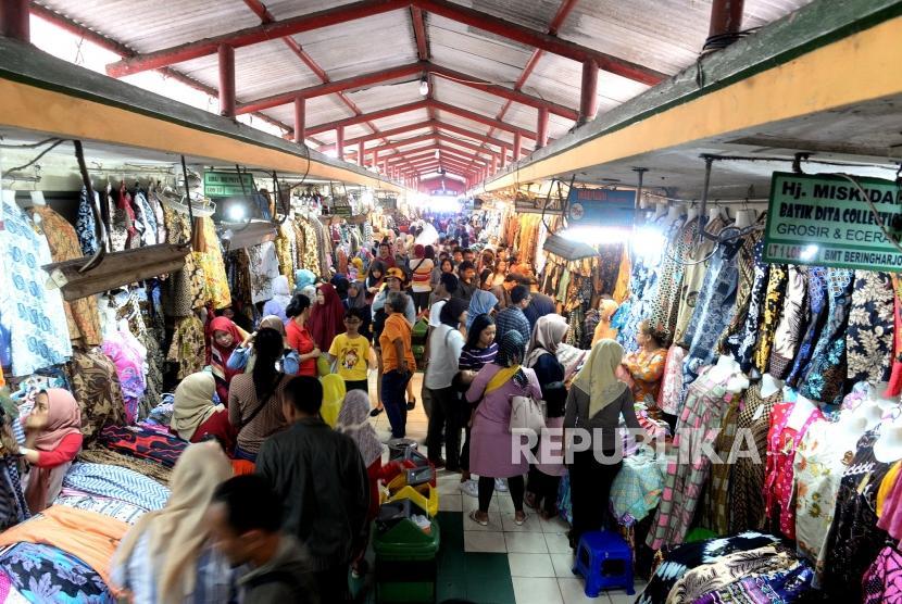 Hati Hati Terapkan Pasar Halal Di Beringharjo Republika Online