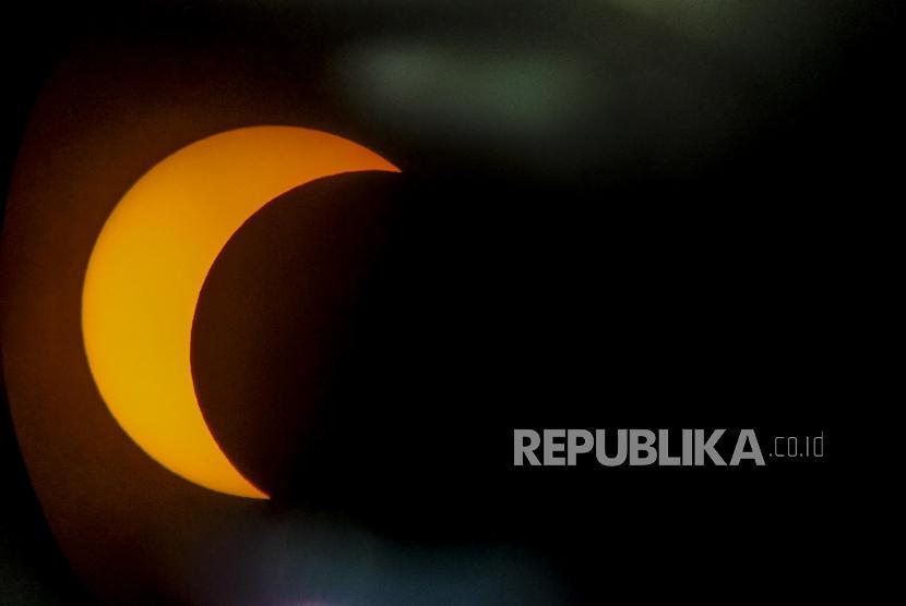 NASA Manfaatkan Gerhana Bulan Total untuk Deteksi