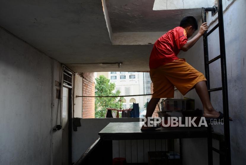 Ini Penampakan Rumah Susun Pertama Di Jakarta Republika Online