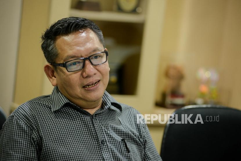Rektor Universitas Islam Indonesia (UII) Fathul Wahid