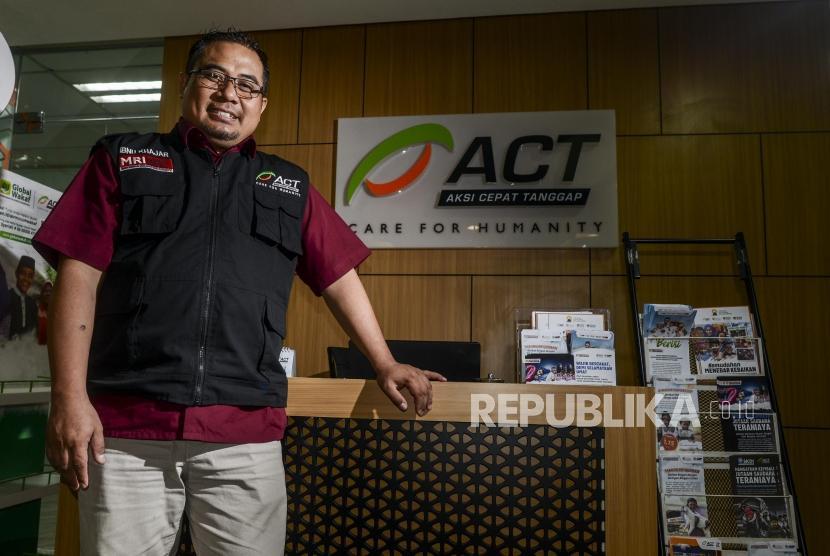 ACT Kirim Bantuan Masker ke Tiga Negara Asia Tenggara ...