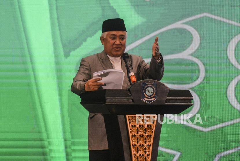 Pemuda Muhammadiyah Ke Gar Itb Jangan Ganggu Pak Din Republika Online