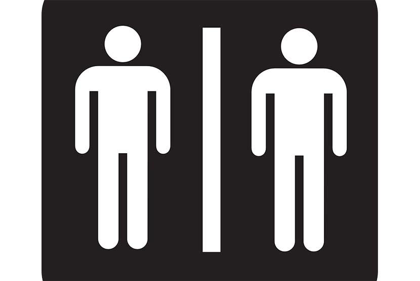 Ilustrasi penderita homoseksual.