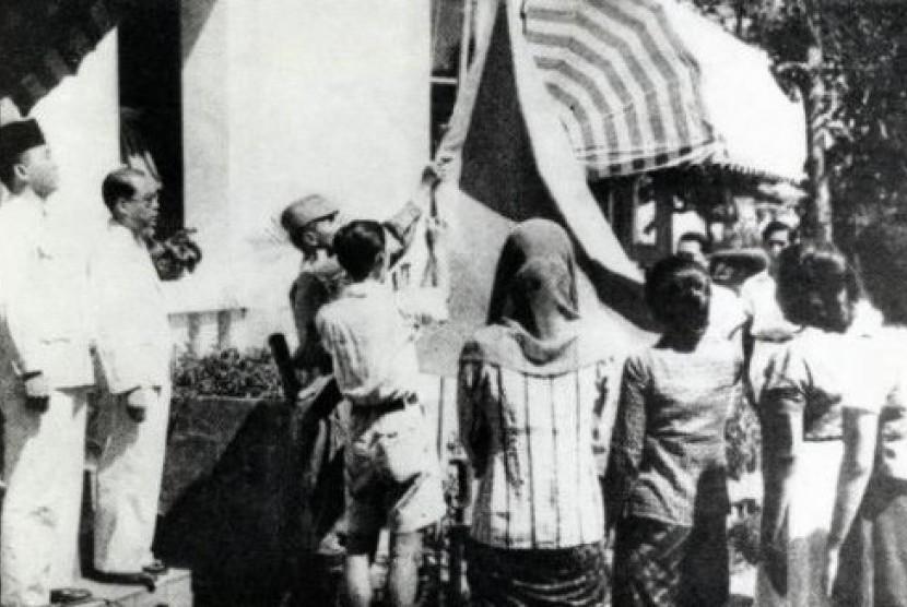 Kemerdekaan RI 17 Agustus 1945.