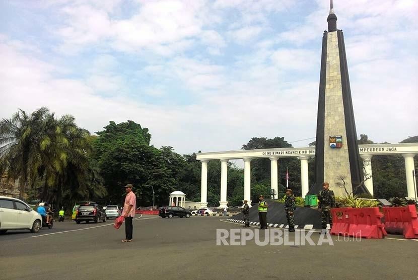 Kota Bogor (ilustrasi)