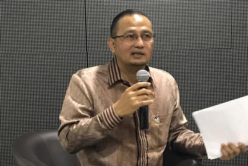 Dirjen Aplikasi Informatika Kemenkominfo Samuel Abrijani Pangerapan