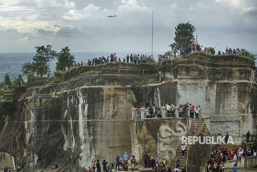 Libur Lebaran Taman Tebing Breksi Diprediksi Jadi Favorit