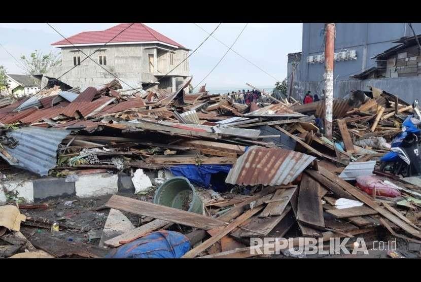 Berdamai Dengan Gempa Republika Online