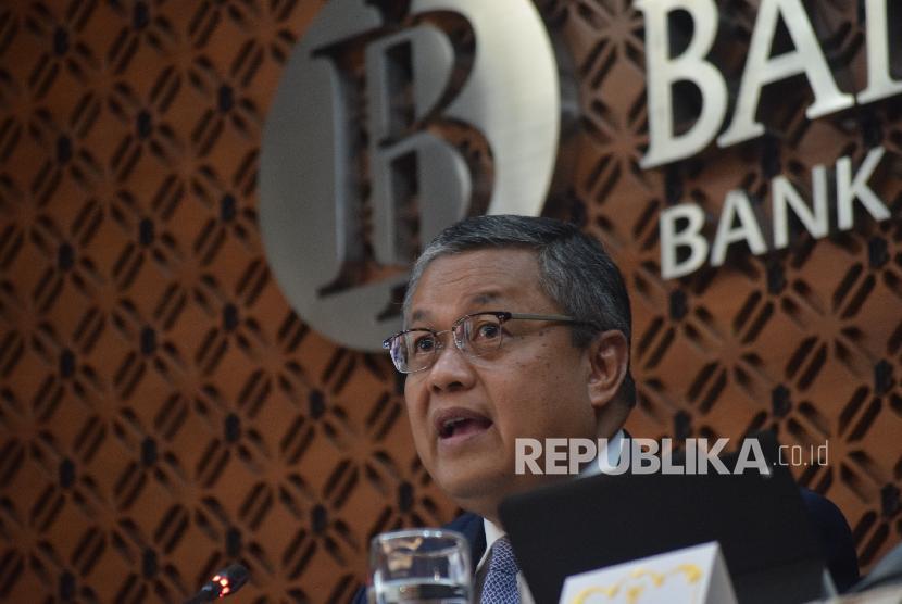 Governor of Bank Indonesia (BI) Perry Warjiyo