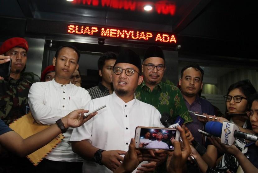 Mantan Ketua Umum PP Pemuda Muhammadiyah Dahnil Anzar Simanjuntak. (ilustrasi)