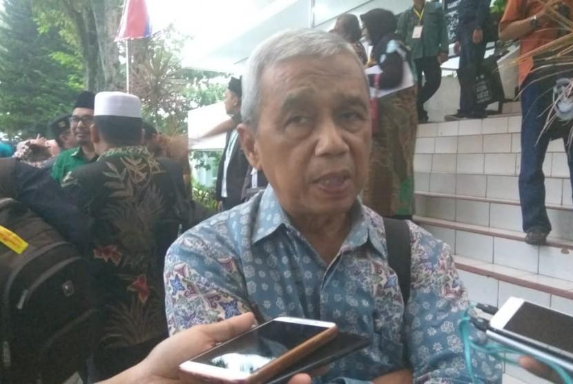 Ketua Bidang Hukum, HAM dan Kebijakan Publik, PP Muhammadiyah, Busyro Muqoddas.