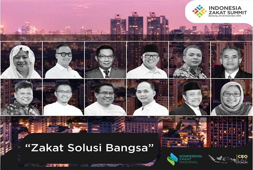 Foru Zakat menggelar Zakat Summit 2018