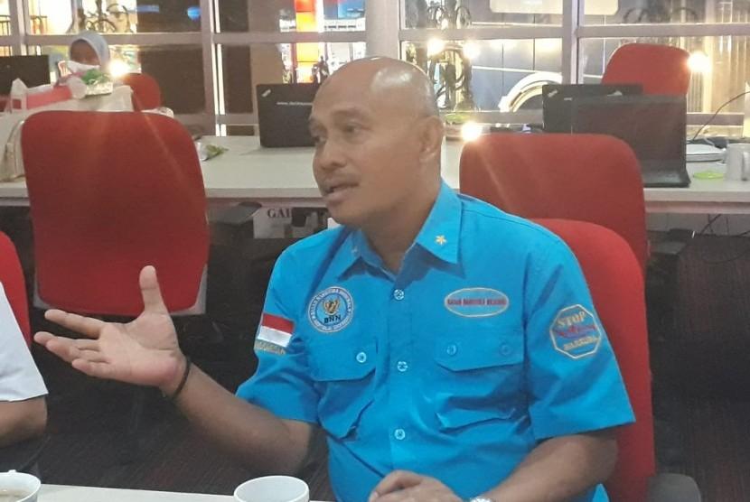 Kepala BNN Provinsi Jabar, Brigjen Pol Drs Sufyan Syarif