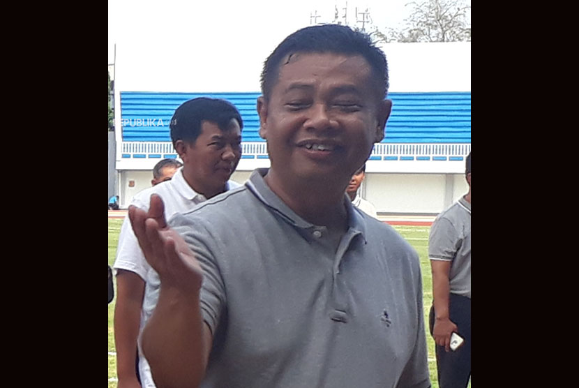 Kepala Dinas Pendidikan Pemuda dan Olahraga DIY K. Baskara  Aji