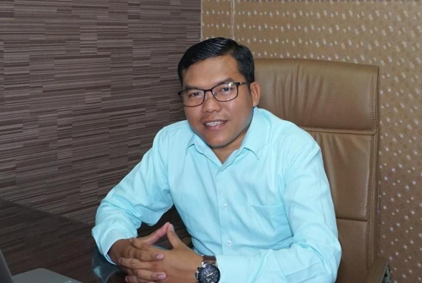 Pengamat politik, Direktur Eksekutif Voxpol Center Research and Consulting, Pangi Syarwi Chaniago.