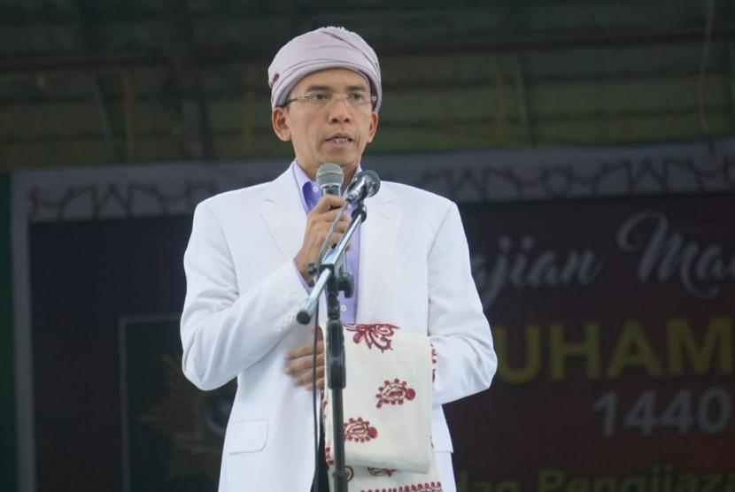 Tuan Guru Bajang (TGB) Muhammad Zainul Majdi