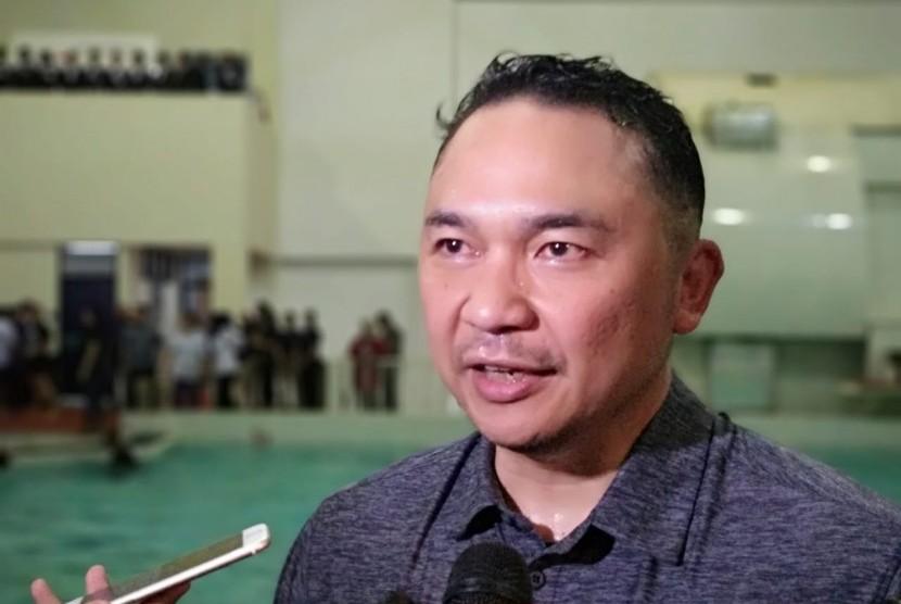 Direktur Utama Garuda Indonesia Ari Askhara