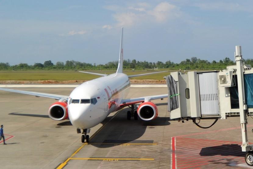 Tiket Garuda Jakarta Padang Turun Lion Diharap Menyusul Republika