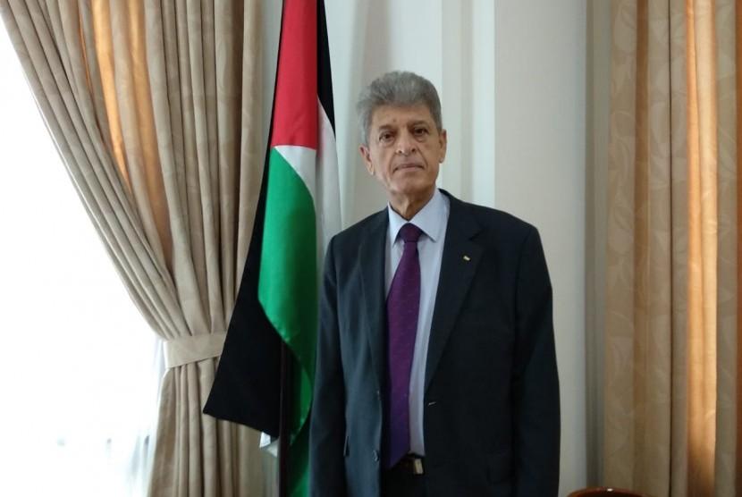 Duta Besar Palestina untuk Indonesia, Zuhair Al Shun.