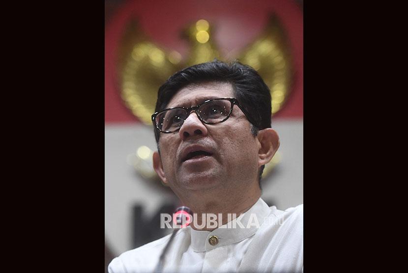 Wakil Ketua KPK Laode M Syarif