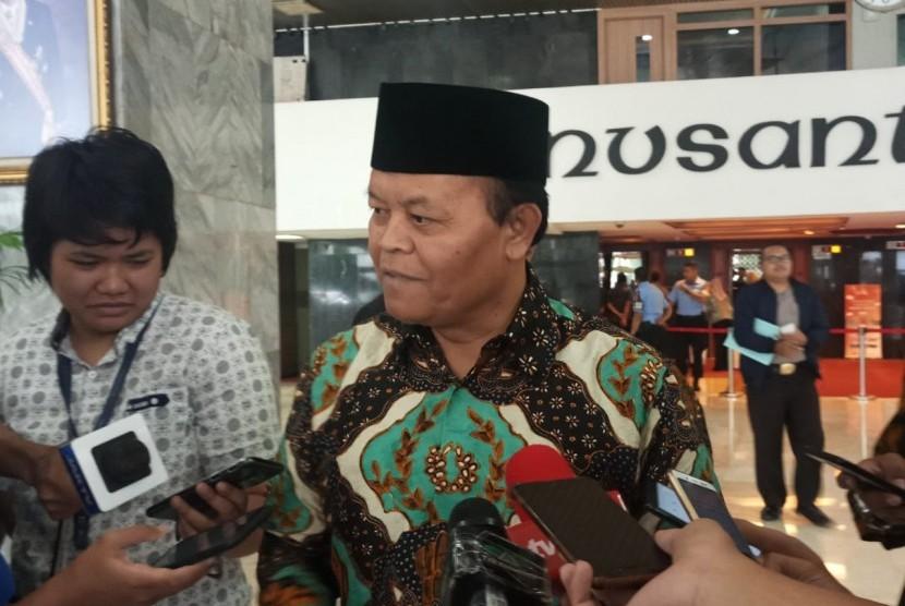 Wakil Ketua Majelis Syuro PKS Hidayat Nur Wahid.