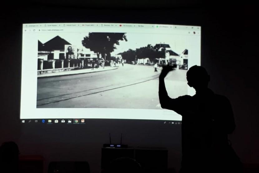 Sejarah trem di Kota Malang: Dinas Kebudayaan dan Pariwisata (Disbudpar) Kota Malang mengadakan kajian sejarah trem di Museum Mpu Purwa, Malang.