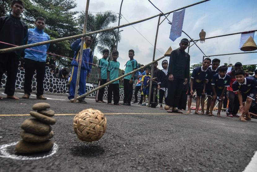 Festival Permainan Tradisional Alimpaido Republika Online