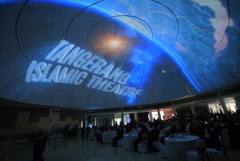 Tangerang Islamic Theatre yang bertempat di Gedung MUI Kota Tangerang, diresmikan oleh Gubernur Banten Wahidin Halim, Senin (25/03).