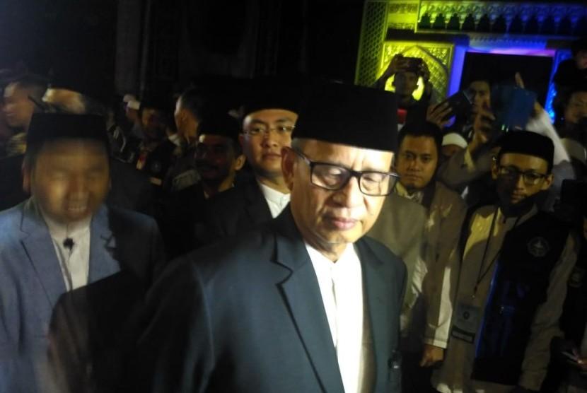 Gubernur Banten, Wahidin Halim.
