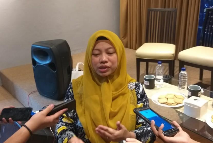 Anggota Dewan Pembina Perkumpulan untuk Pemilu dan Demokrasi (Perludem), Titi Anggraini