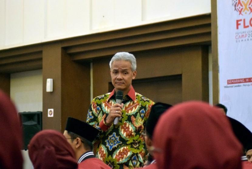 Gubernur Jawa Tengah, Ganjar Pranowo