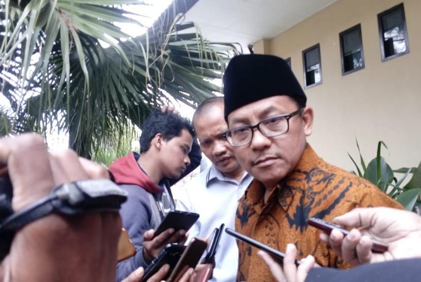 Walikota Malang Sutiaji