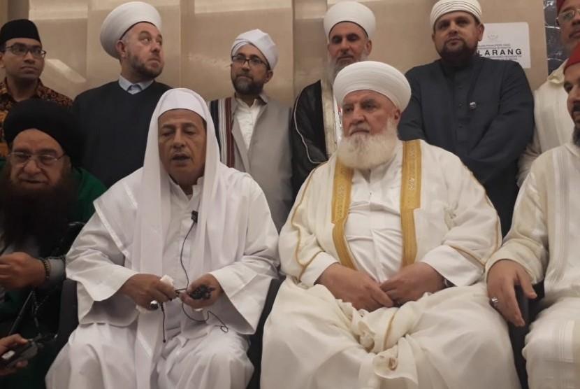 Habib Luthfi Dan Ganjar Pranowo Sampaikan Pesan Idul Fitri Republika Online