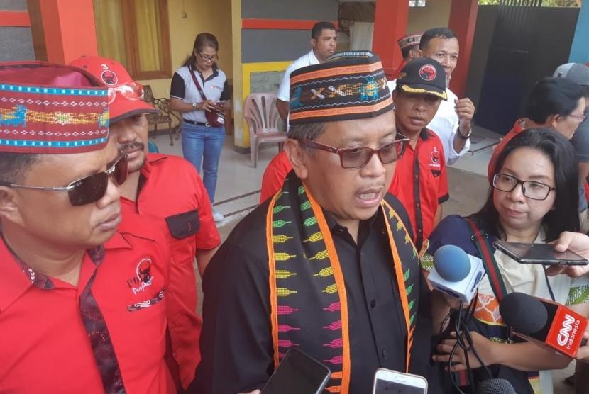 Sekertaris Jenderal PDI Perjuangan, Hasto Kristiyanto.